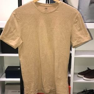 H&M Muscle Slim Fit Shirt